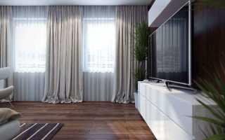 Как укоротить шторы не подшивая?