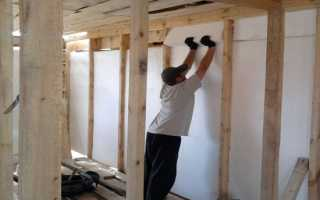 Как правильно утеплить стены кирпичного дома изнутри