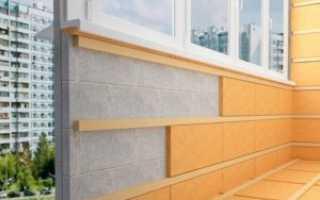 Сколько стоит застеклить и утеплить балкон