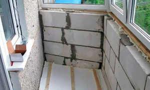 Утепляем балкон своими руками пошаговая инструкция