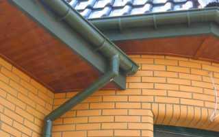 Виды отливов для крыши