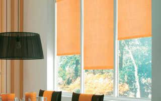Как выбрать ролеты на окна тканевые