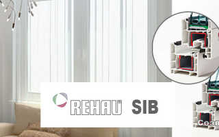 Профиль rehau sib технические характеристики