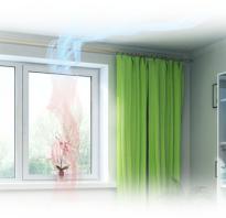 Умные окна с климат контролем