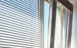 Крепление жалюзи на пластиковые окна инструкция