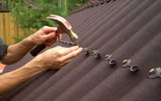 Можно ли ходить по ондулину на крыше