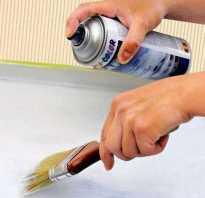 Можно ли покрасить пластиковый подоконник и чем