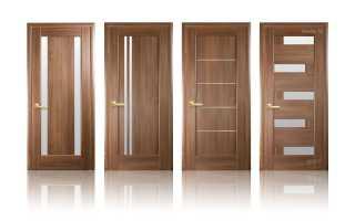 Из какого материала лучше покупать межкомнатные двери?