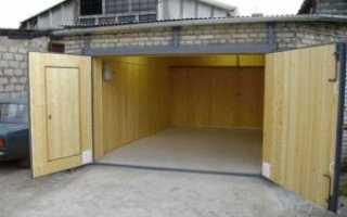 Чем лучше отделать стены в гараже