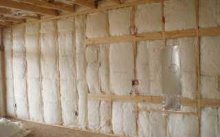 Какой плотности утеплитель для стен каркасного дома