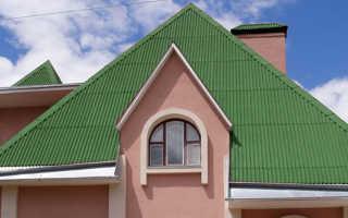 Чем закрыть крышу дома дешево
