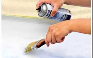 Как обновить пластиковый подоконник своими руками
