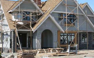 Когда ставить окна при строительстве дома