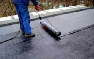 Чем перекрыть крышу гаража дешево