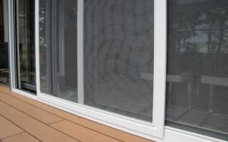Как сделать москитную сетку на пластиковое окно