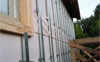 Обрамление окон на фасаде дома сайдингом