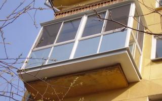 Можно ли расширить балкон