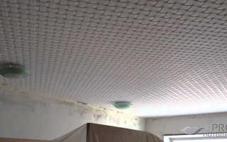 Потолочные панели из пенопласта без швов