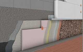 Выбор толщины пенопласта для утепления дома