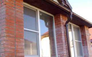 Технология монтажа пластиковых окон в кирпичном доме