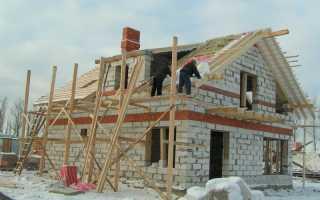 Можно ли крыть крышу в дождь
