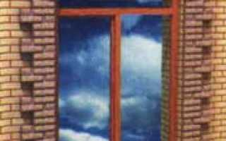 Как прорубить окно в кирпичной стене