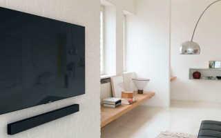 Как правильно вешать телевизор на стену