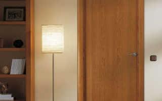 Как правильно должны открываться межкомнатные двери?