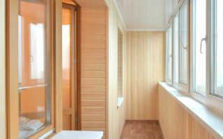 Фирмы по отделке балконов и лоджий