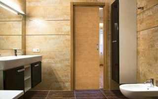 Как сделать откатную дверь своими руками?