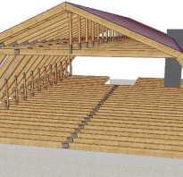 Как правильно построить мансардную крышу