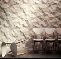 Декоративные панели из гипса для стен