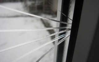 Разбилось стекло в стеклопакете что делать