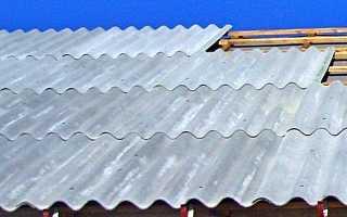Расчет шифера по размерам крыши