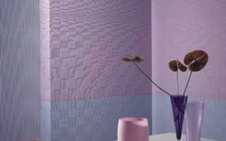 Как приклеить флизелиновые обои на бетонную стену