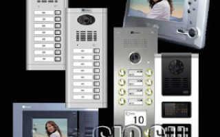 Стоимость установки домофона в многоквартирном доме