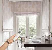 Сколько стоит римская штора на обычное окно