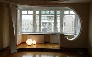 Объединить балкон с комнатой и утеплить