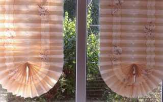 Самодельные жалюзи на окна