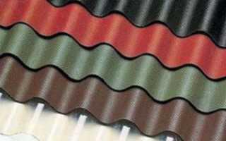 Как правильно крыть крышу ондулином