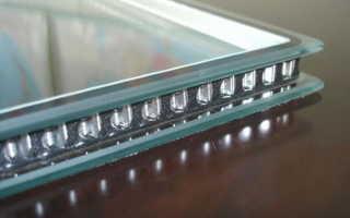 Энергосберегающие стеклопакеты технические характеристики