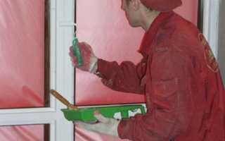 Можно ли красить пластиковые панели?