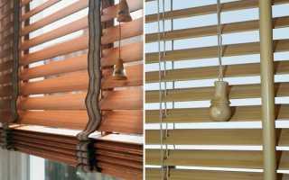 Как сделать деревянные жалюзи своими руками