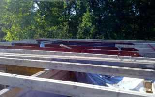 Как переделать крышу на старом доме