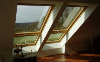 Инструкция по монтажу мансардных окон velux