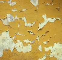 Как убрать краску со стен на кухне