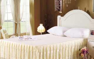 Как выбрать шторы и тюль для спальни?