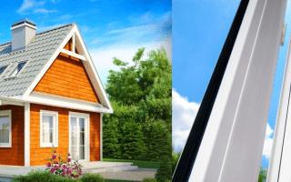 Стоимость монтажа пластиковых окон в деревянном доме