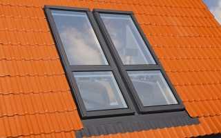 Сколько стоит мансардное окно с установкой