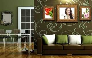 Как повесить картину на стену крепеж
